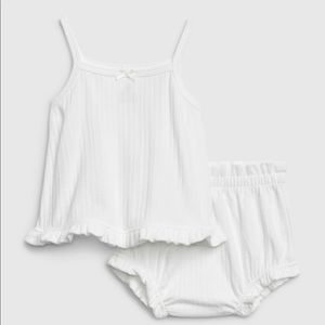 Baby Gap Tank Top & Shorts Outfit 3-6 Months